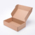 Cheap brown kraft paper box pizza packaging box