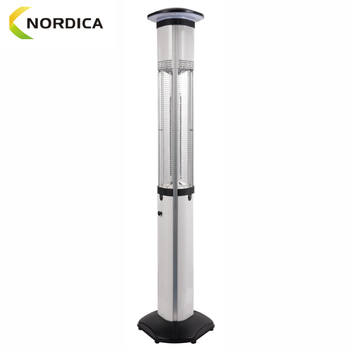 Waterproof Cover Patio Heater With