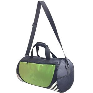 OEM 2016 Wholesale Men 600D Polyester Travel Adult Organizer Gym Duffle Bag