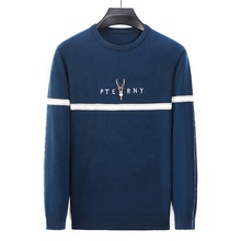<span class=keywords><strong>Pullover</strong></span> <span class=keywords><strong>Männer</strong></span> Kleidung 2020 Herbst Winter Mode Muster <span class=keywords><strong>Pullover</strong></span> <span class=keywords><strong>Männer</strong></span> Gestrickte Baumwolle Wolle Oansatz Pull Homme T1138