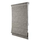Novel Product Premium Quality Waterproof Day Night Window Curtain Fabric Roman Roller Blind