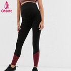 Pregnant Women Clothing 4 Ways Stretchy Soft Workout Yoga Pants maternity leggings