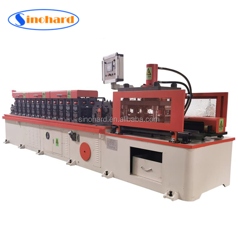 45mm Telescopic Channel High Speed Full Automatic Roll Forming Manufacturing Machine