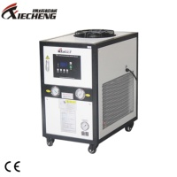 Hanbell Screw Compressor Water Cooled Mini used air cooled industrial chiller manufacturer