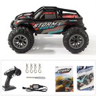 Rc Toys Toy Car Simulation Off-road Dual Control Remote Control Mode High Speed Vehicle Climbing 4 Wheels Drive Rc Car Toys For Kids