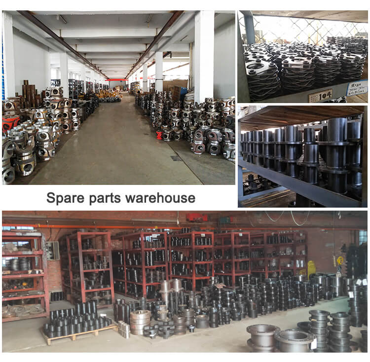 Densen customized crane coupling,crawler crane coupling,shaft coupling for machine