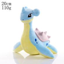 Плюшевые игрушки Pikachu Charmander Bulbasaur, игрушки для детей(Китай)