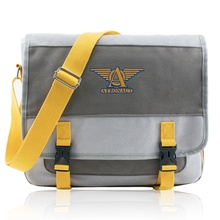 Custom Baumwolle Leinwand 16 Zoll <span class=keywords><strong>Messenger</strong></span> Laptop <span class=keywords><strong>Tasche</strong></span> <span class=keywords><strong>für</strong></span> <span class=keywords><strong>Männer</strong></span> Frauen