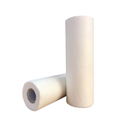 Super absorbent polyester viscose needle punched non-woven felt cleaning wet wipe cloth roll