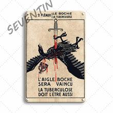Винтажный металлический знак Desert Eagle, Ak-47, декоративная настенная панель, оружие, постер, персонализированные панели для домашнего декора ст...(Китай)