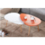 2017 hot sale matt painting white modern coffee table set
