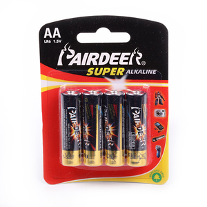 2900mAh am3 aa 1.5v lr6 alkaline aa lr6 am3/um3 alkaline battery