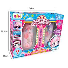 Оригинальная космическая капсула Eakis DIY, куклы-сюрпризы, мяч, кукла-сюрприз принцессы, игрушки для детей, подарки для девочек на день рождени...(Китай)