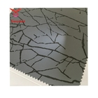 100% polyester New technology Reflective nano printed fabric with stone texture lining fabric down jacket fabric 158 GSM