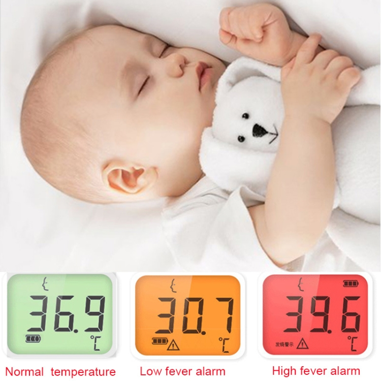 Cheapest good quality 1 Second Measurement Digital Infrared Thermometer Ear and Forehead Thermometer