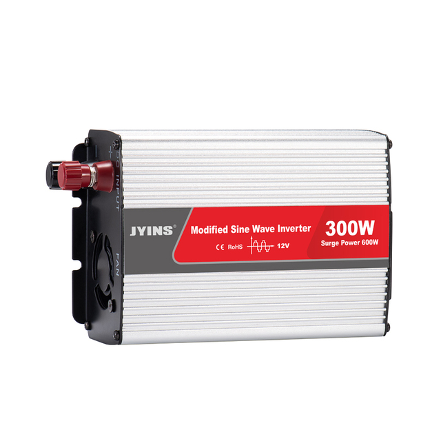 Smart 300W 12v/24v/48v dc to ac 110v/230v Modified Sine Wave Power Inverter