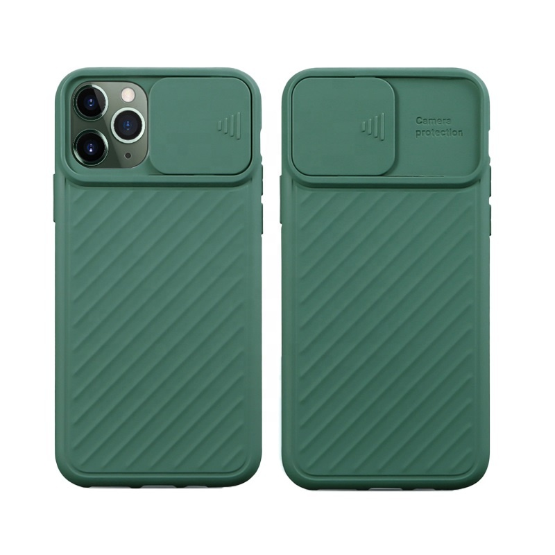 New Trend Soft TPU Shockproof Camera Protection Phone Case For iPhone 11 Pro Max <strong>Accessories</strong>