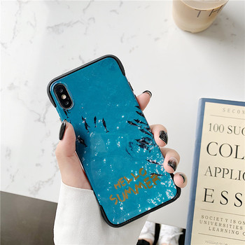 Frameless Green Color Case for iPhone X XR XS Max Matte Phone Case for iPhone 7 8 6 6S Plus Ultra Slim Hard PC Back Cover