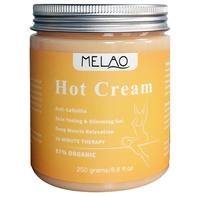 Pure Body Herbal Natural Hot Cream for Cellulite Reduction Skin Toning and Slimming And Deep Muscle Relaxation