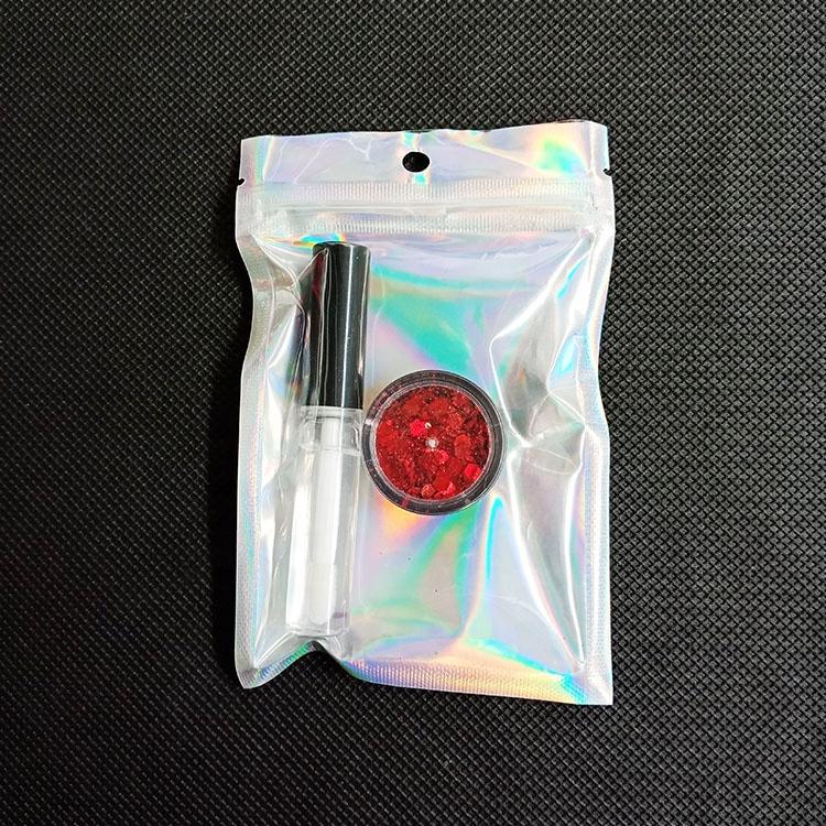 Шестиугольник extra fine блеск клей для крафта