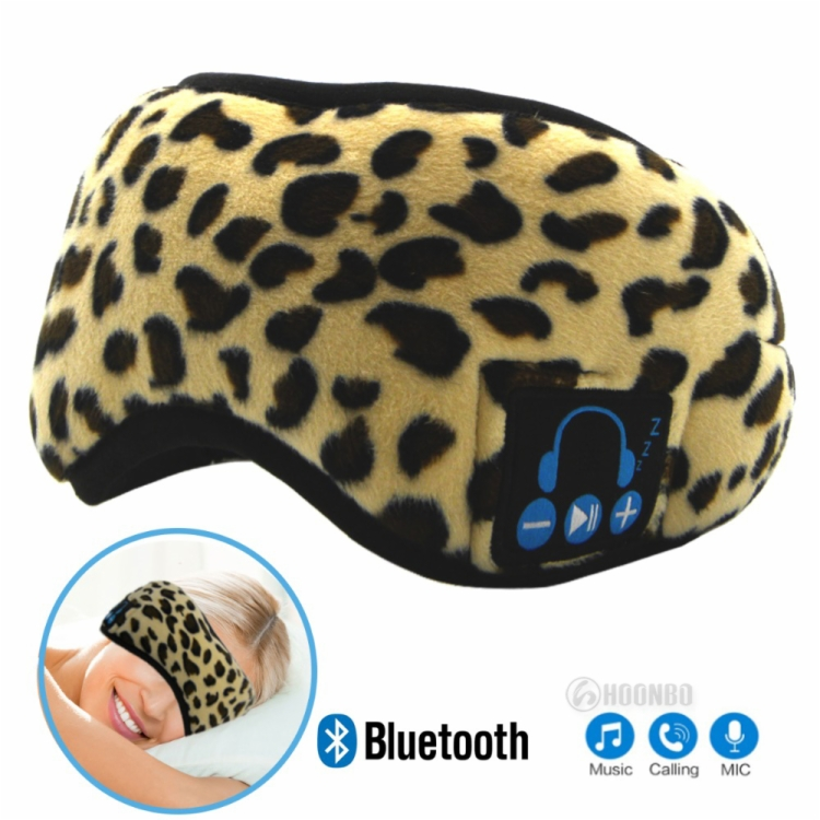 Bluetooth V5.0 Smart Soft Bluetooth Mic Music Sleep Eye Mask - idealBuds Earphone | idealBuds.net