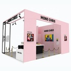Hour Booth Booth Display IZEXPO 1 ONE HOUR SETUP Collapsible Trade Show Booth Display Trade Show Displays