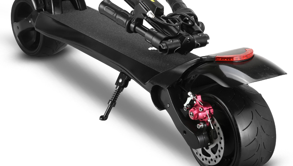 2020 Hot sale 9 inch  Solid tyre  40km long range folding scooter electric kick scooters adult