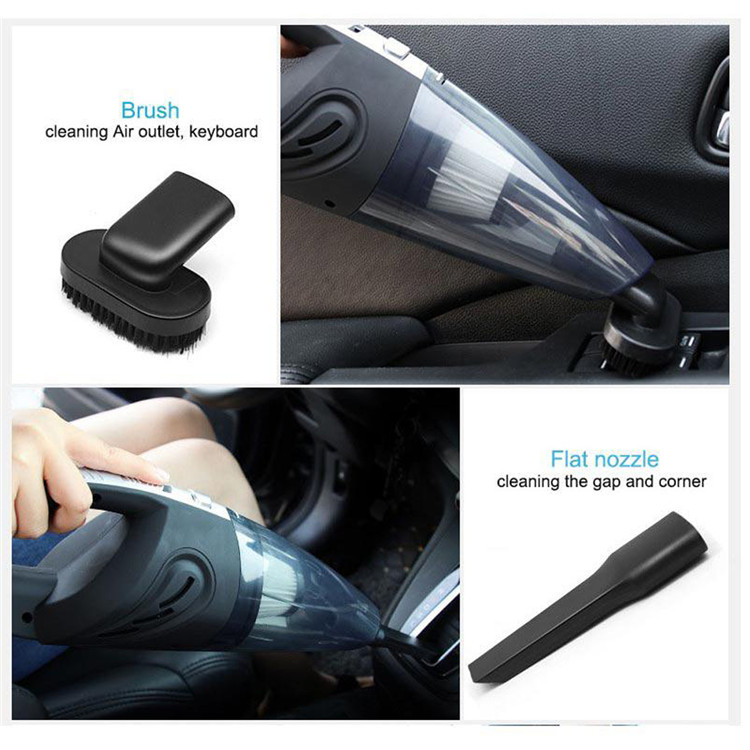 Heavy Duty Household Portable Dry Wet Car Vehicle Wireless Cleaning Vacuum Cleaner