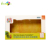 High End Electronic Products Kids Studying Folding Storage Box With PVC Window