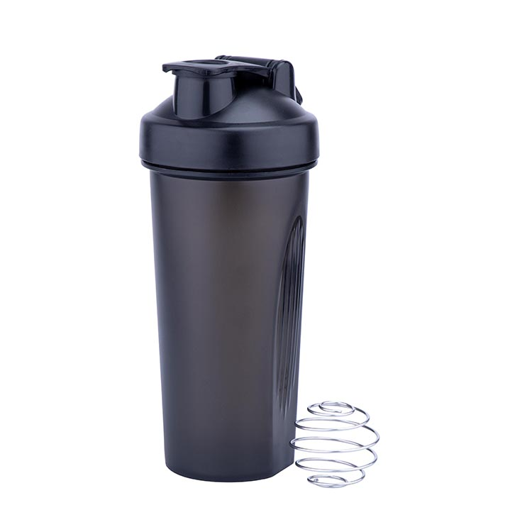 Wholesale 600ml Colorful Eco Friendly Custom Logo Plastic Gym Protein Shaker <strong>Bottle</strong>