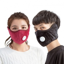 Cycling Facemasks For Protect Face sport Masks washable And Reusable Facemasks Carbon Filter Respirator Drop