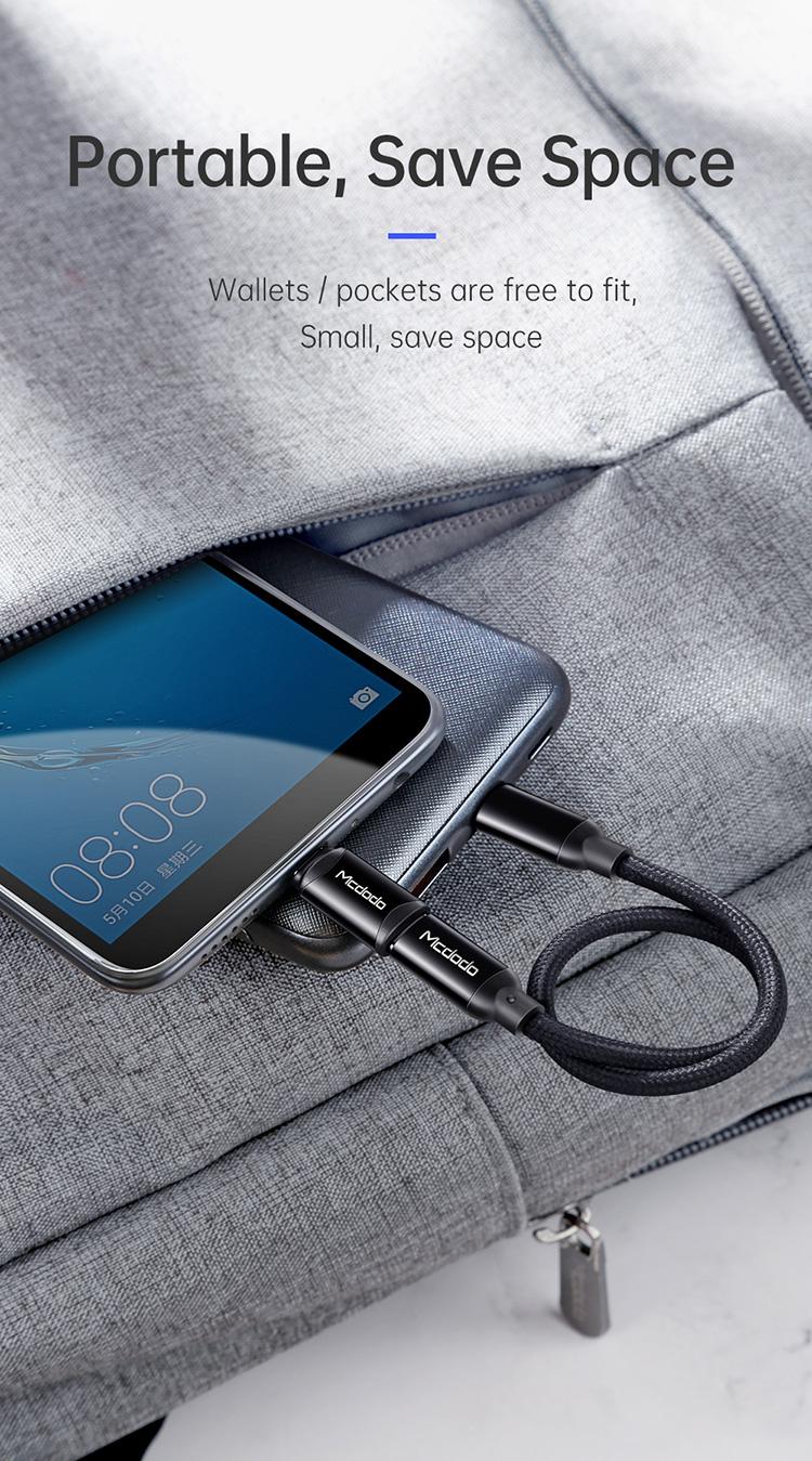 Mcdodo Type C to Micro Pin USB-C Type-c to Micro USB Phone Adapter