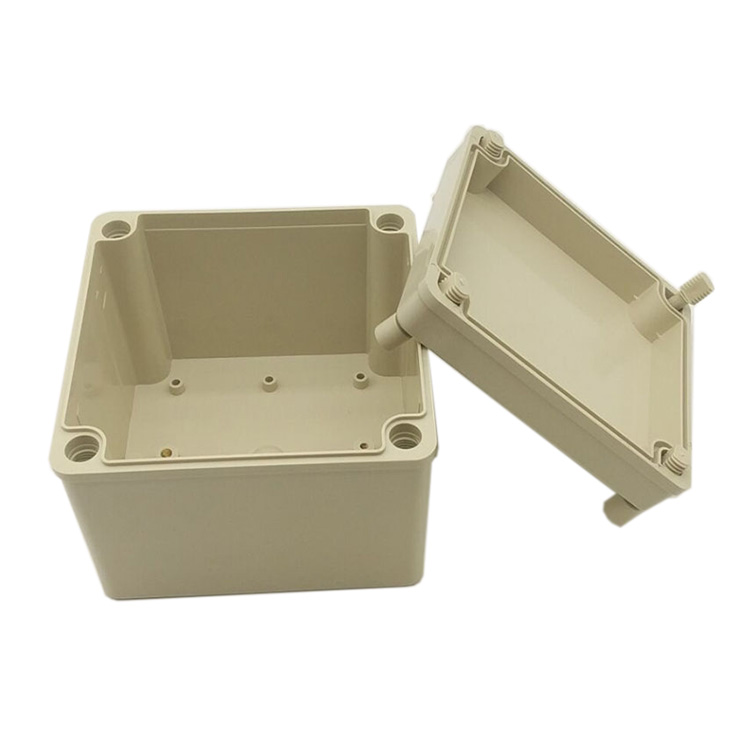 Nach IP65 junction box ABS wasserdichte outdoor kunststoff elektronik gehäuse