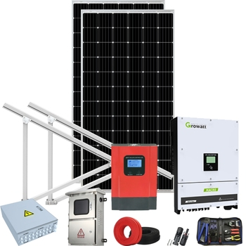 15000 watt free design perc parts for green energy 10kw on grid solar system//