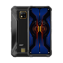 Doogee S95 Pro Modular Rugged Mobile Phone 6.3 ''Layar 5150 MAh Helio P90 Octa Core 8 + 128GB 48MP Cam Android 9.0 <span class=keywords><strong>Smartphone</strong></span>