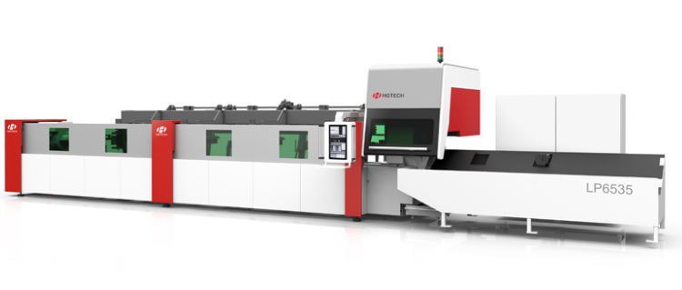 Factory price metal fiber laser cutting machine for small diameter thin tubes