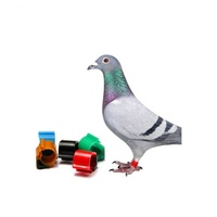 LF ABS rfid pigeon foot chip rings for sale Benzing