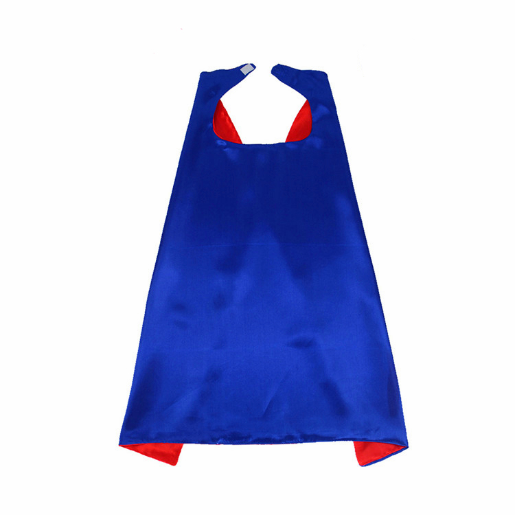 Costume Superhero Capes With Masks Thanksgiving Christmas Costume Party wear for kids family