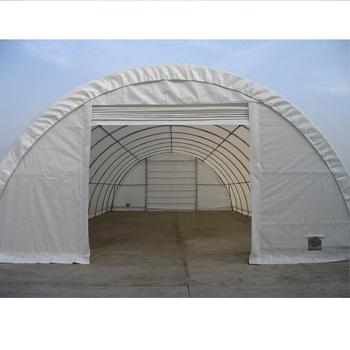 L12xw9xh4.5m Pvc Fabric Steel Frame Portable Carport For ...