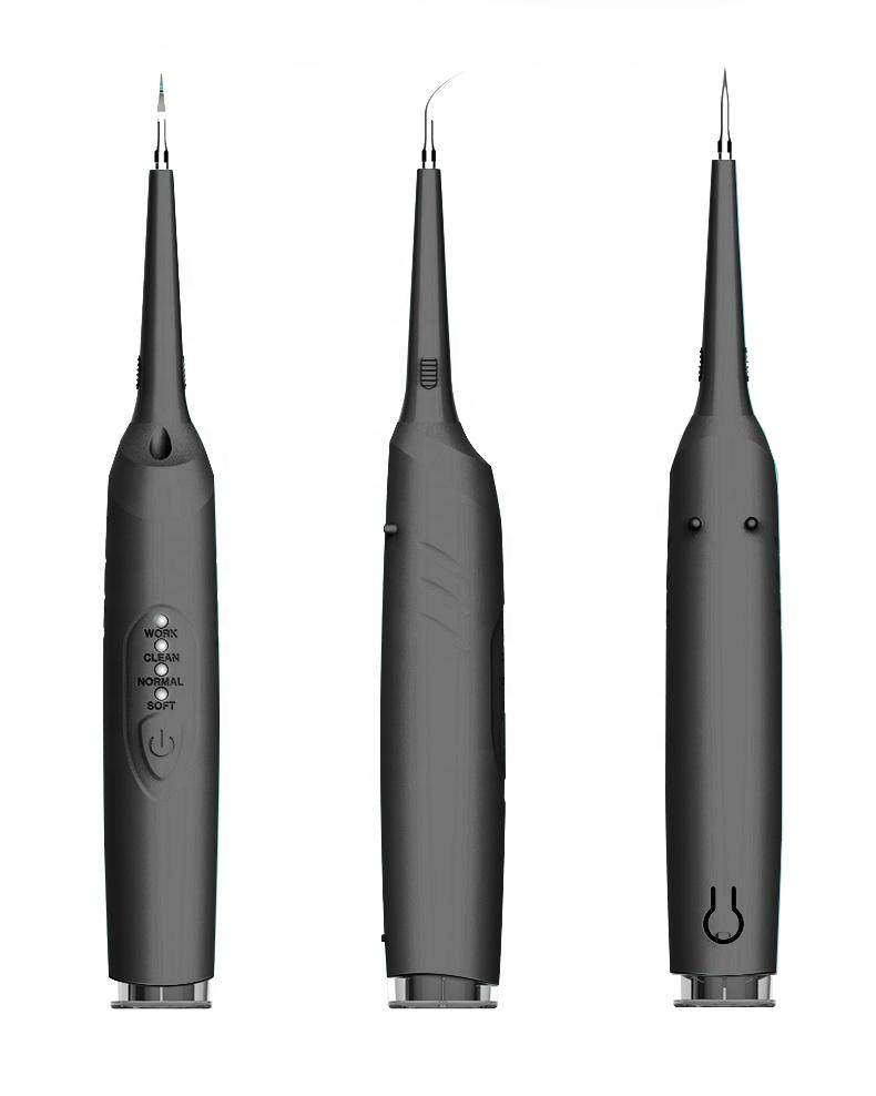 2019 cheap private label woodpecker electric ultrasonic plapue scaler dental calculus remover