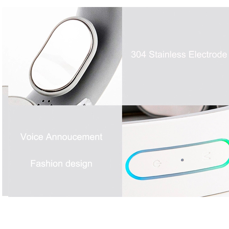 High quality wireless app remote control electric kneading neck massager 2019 China hot sale