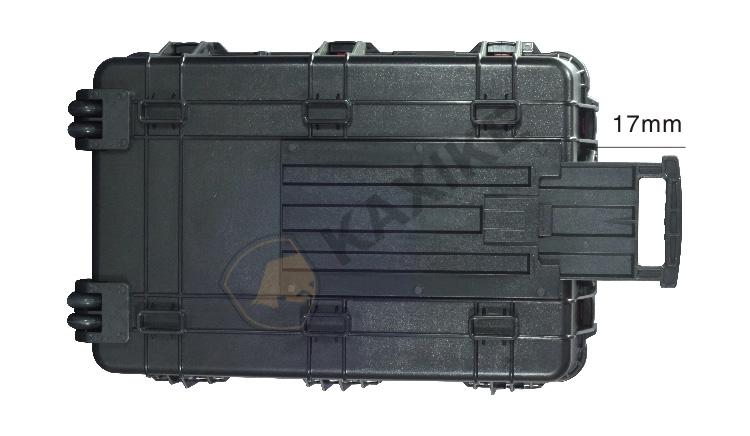 IP67 Wasser Proof Hard Kunststoff Rotationsformen Lagerung Box für Ausrüstungen Instrument