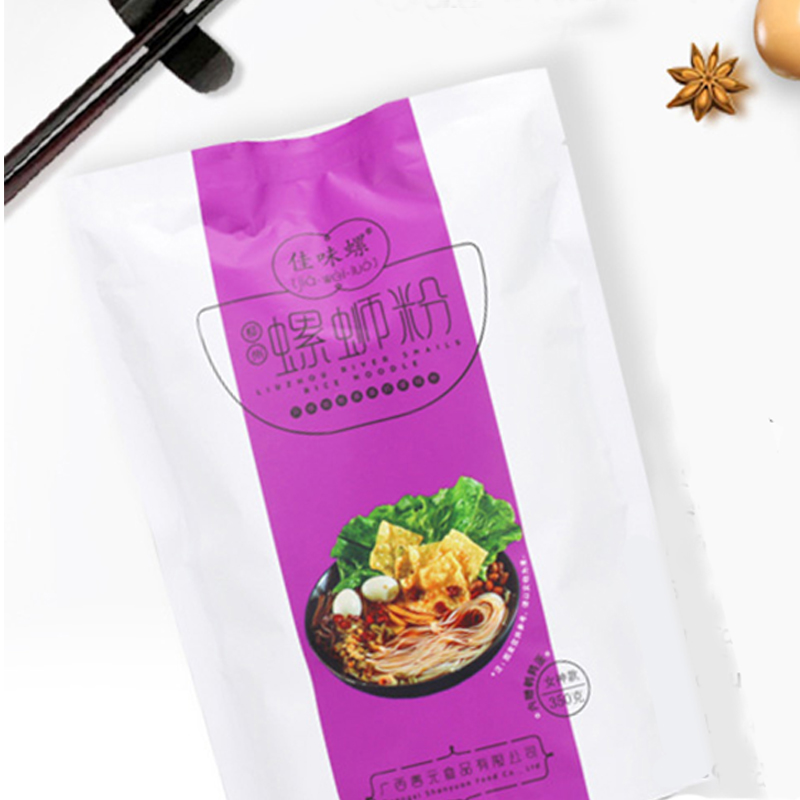 JIAWEILUO luosifen Instant <strong>Rice</strong> Noodle Sour And Spicy Big Bag 350g Special Food