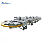 1 in 6 printing t shirts machine business t-shirt printing machine