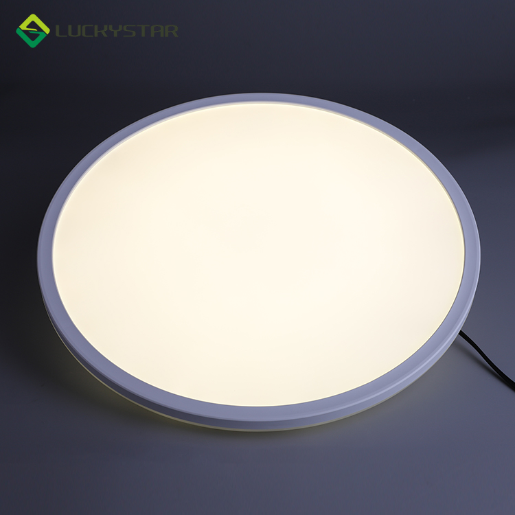 Ra> 80 22.45 W LED Ceiling Panel Lampu LED Panel Cahaya untuk Light Indoor