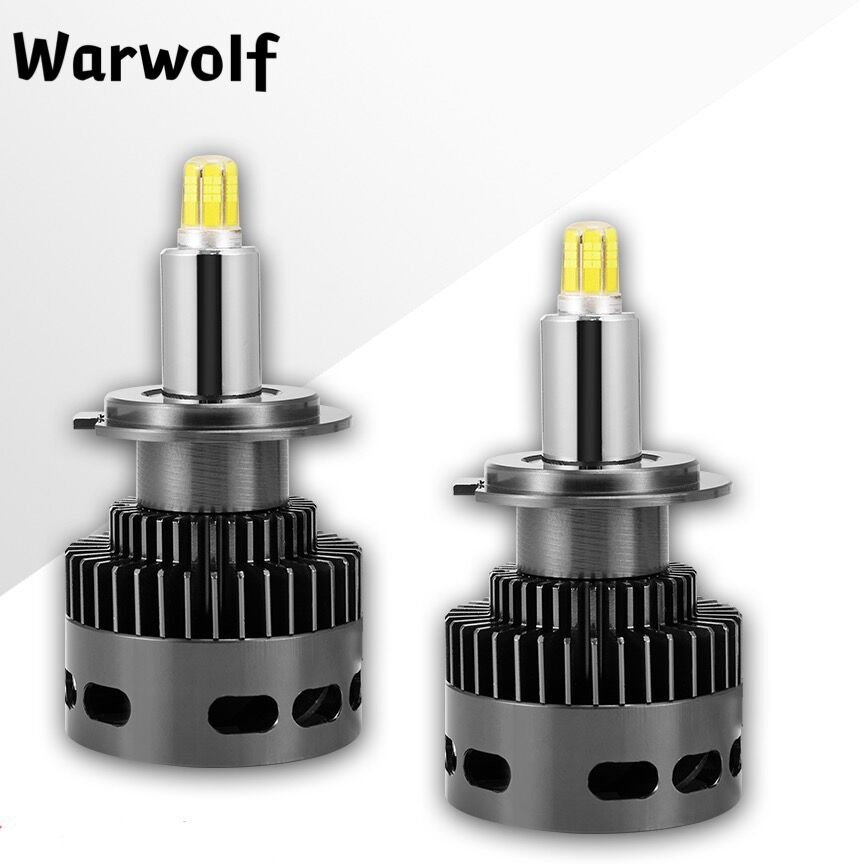 10000 LM Tuning Angle Headlight Bulb Kit Imported Lights H4 H7 Electric AUTO Lighting System Faro 12000 lumen Car LED 360 Led