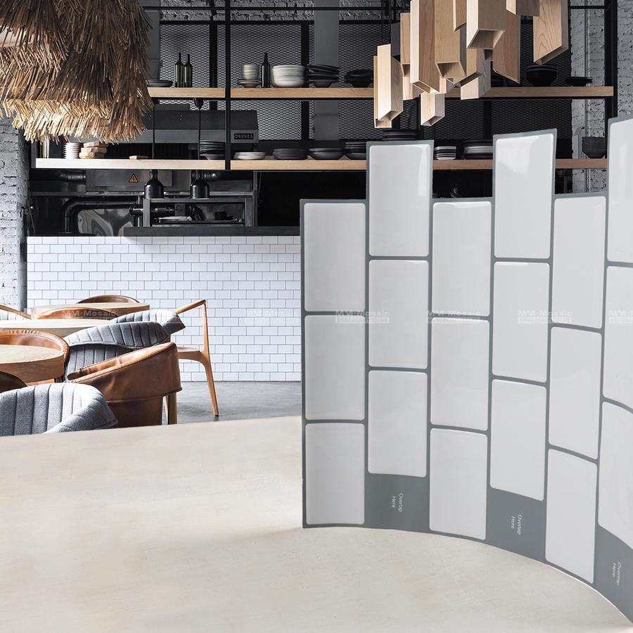 Venta al por mayor cenefas adhesivas para azulejos-Compre ...