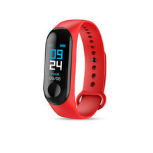 M3 Смарт-часы, браслет, фитнес-трекер, браслет, пульсометр, экран активности, умная электроника, браслет, часы для женщин и мужчин(China)