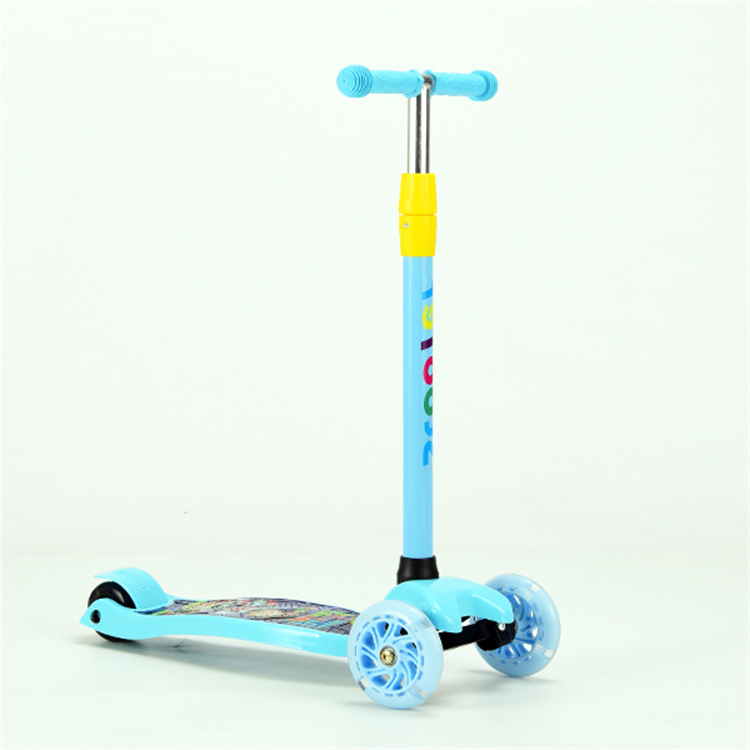 MINI design 2 in 1 3 wheel kids balance bike with light and music for sale