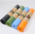 BSCI factory wholesale non slip private label microfiber customized hot yoga mat towel